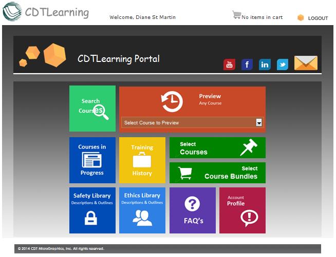 cdt core Csi cdt 101 november 2013 agenda  your cdt certificate • 40 core minimum hours in  the cdt credential is a great resume differentiator in a.