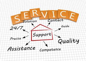 support diagram
