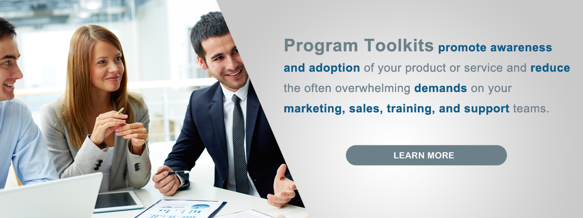Program Toolkits - Learn More