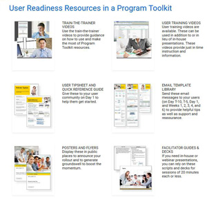 User Readiness Resources